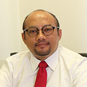 Dr. Raphael Aswin Susilowidodo, S.T., M.Si.